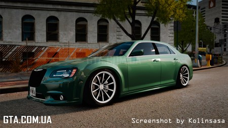 Chrysler 300 SRT8 [LX] 2012